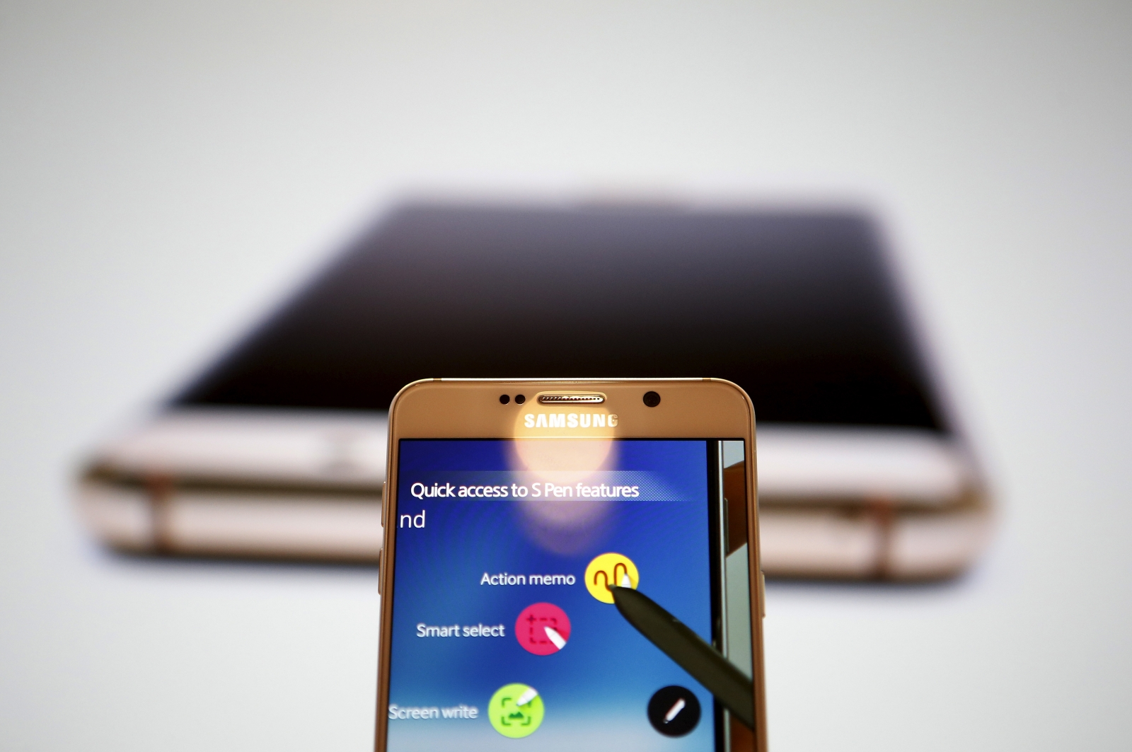 Galaxy Note 7 to pack Samsung Cloud