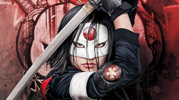 Karen Fukuhara as Katana