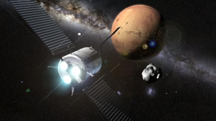 mission mars nasa