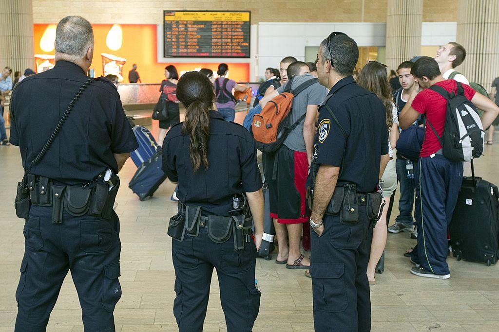 Security Ben Gurion