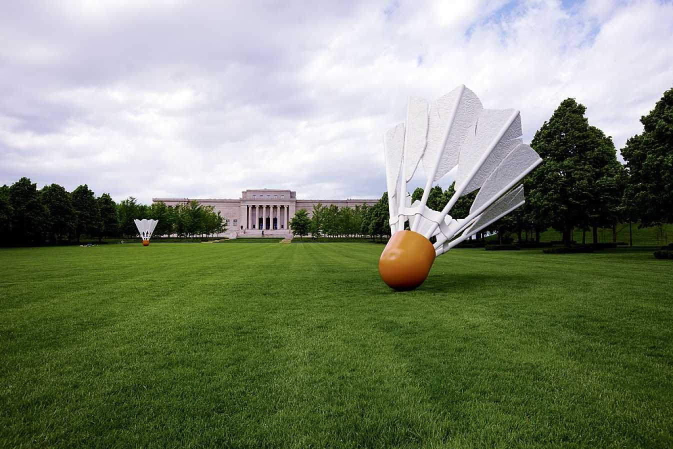 Nelson Atkins Art Museum, Kansas City, Missouri