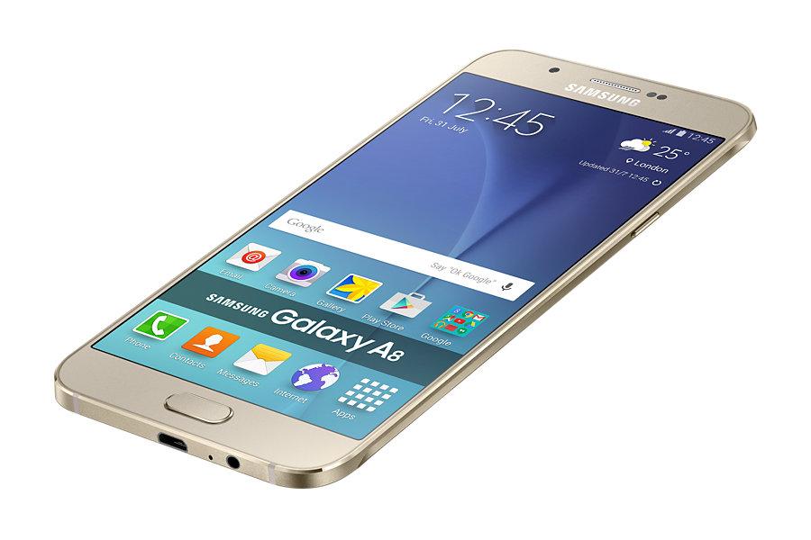 Samsung Galaxy A8 image