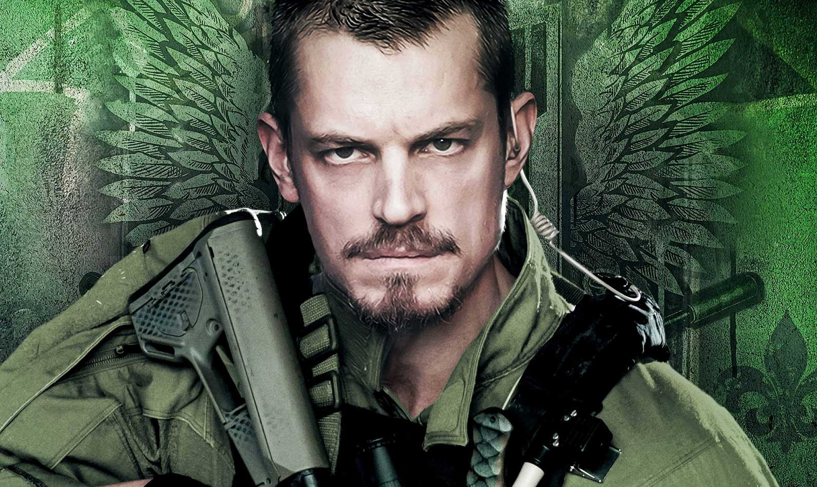 Joel Kinnaman as Rick Flag