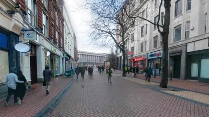 new street birmingham