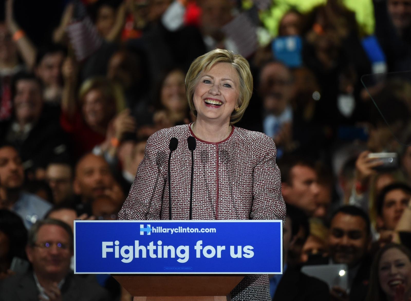 Hillary Clinton style evolution