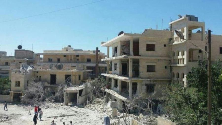 Idlib maternity 1