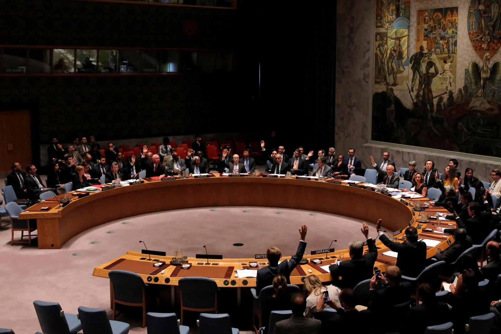 UN Security Council Burundi