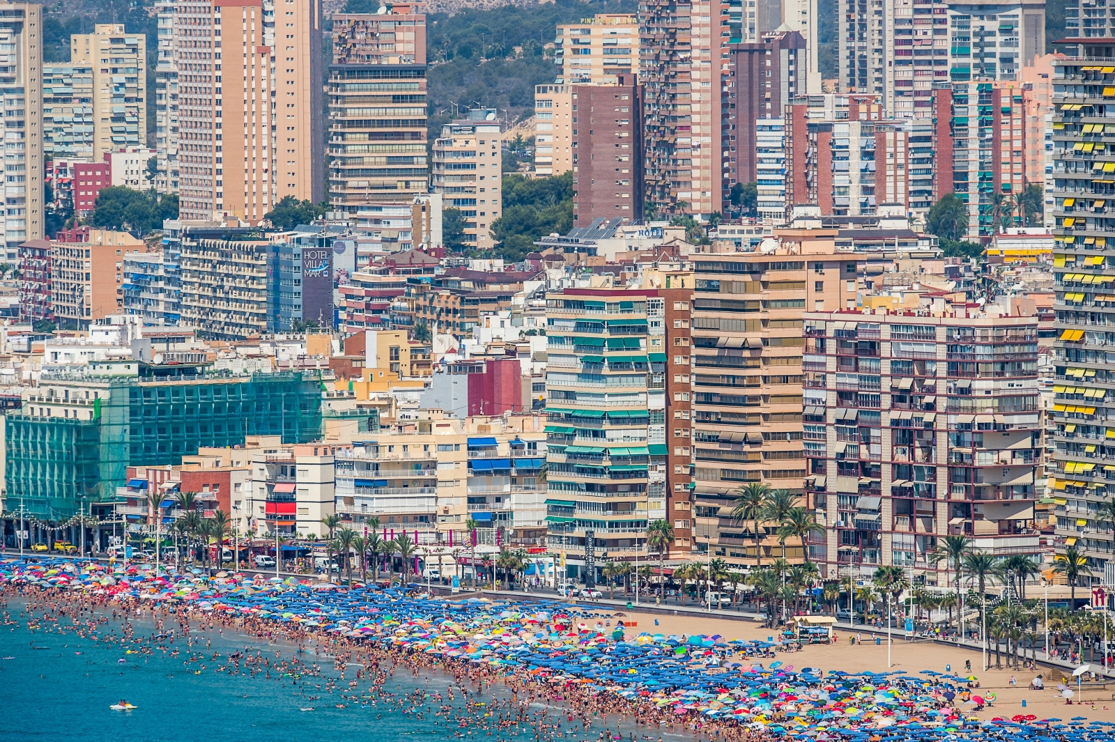 Spain British Woman Arrested In Benidorm For Abandoning 9