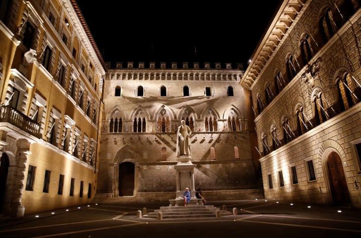The Banca Monte dei Paschi di Siena'sheadquarters