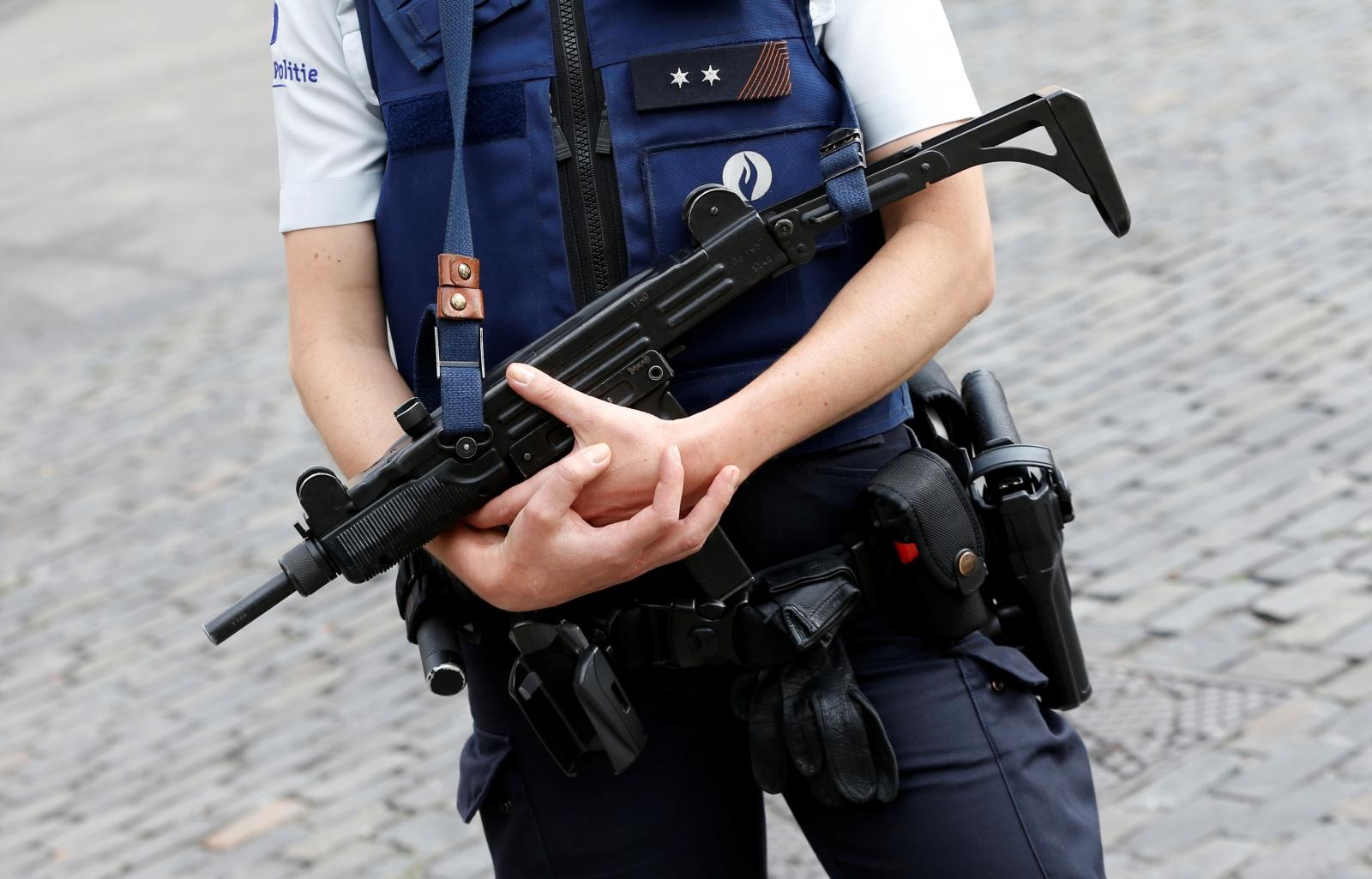 Belgian police