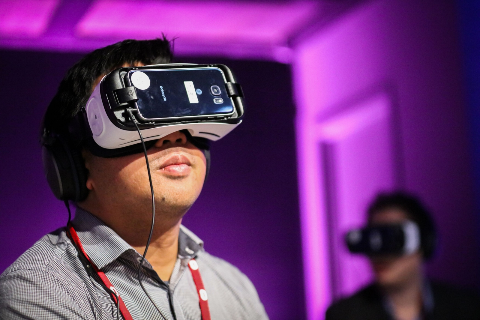 Could virtual reality offer those worried about terror another way to be attend a mass event?