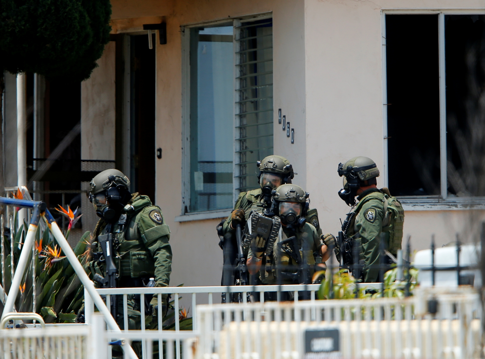 San Diego police shootings