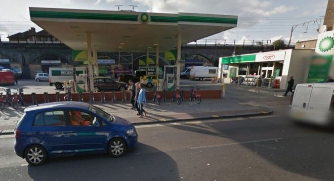 Man stabbed in East London