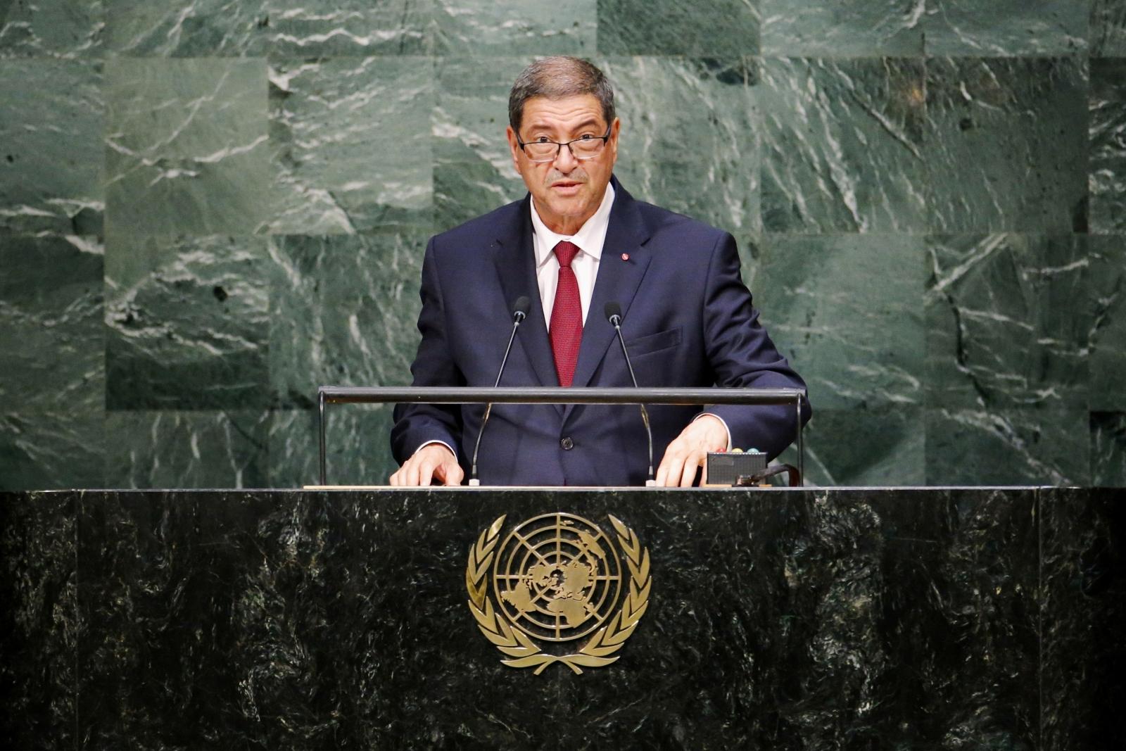 Tunisia Prime Minister