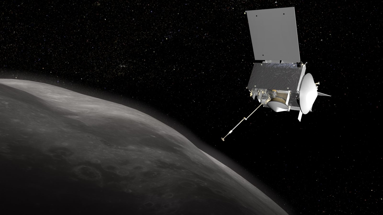 Bennu asteroid Nasa Osiris-Rex