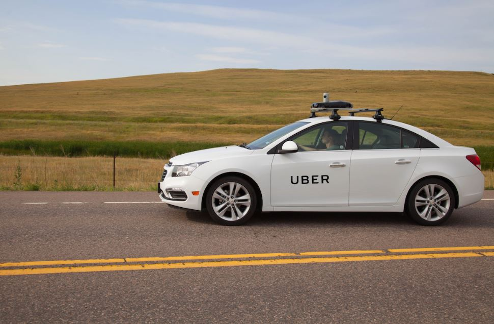Uber to invest $500m in mapping system