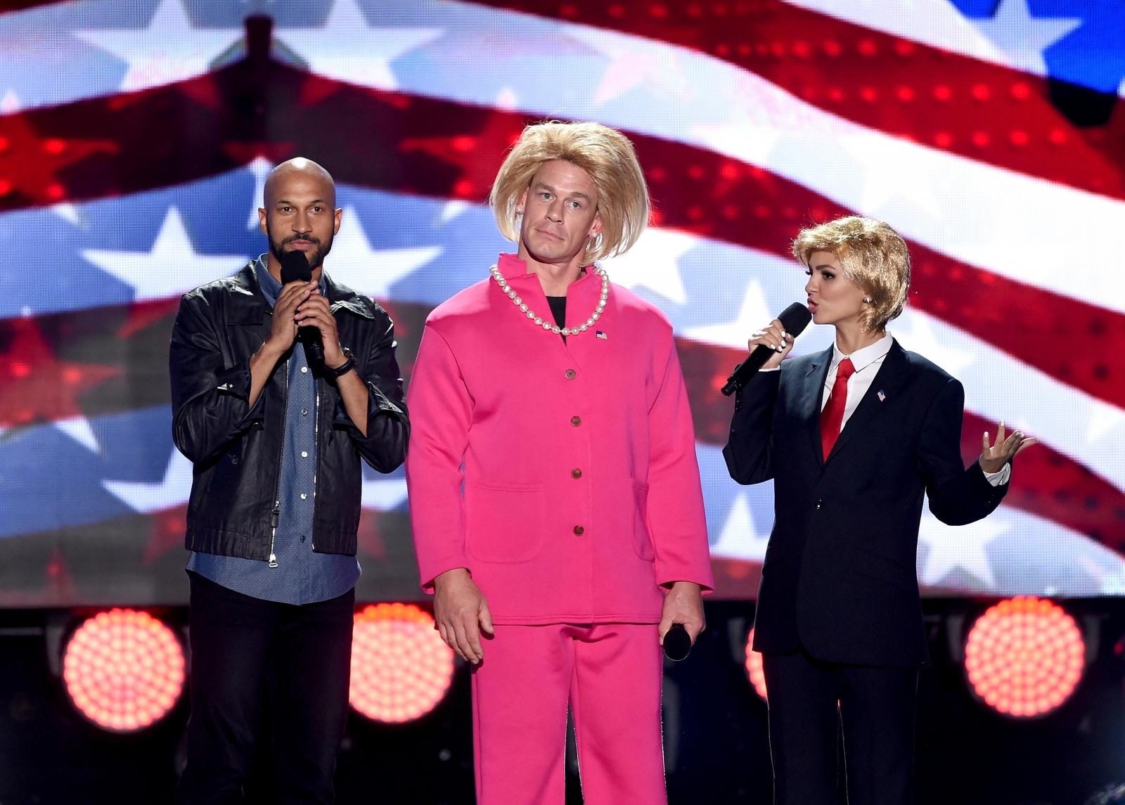 John Cena 2016 Teen Choice Awards