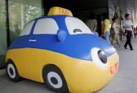 Uber to merge its China operations with Didi Chuxing in $35nb deal