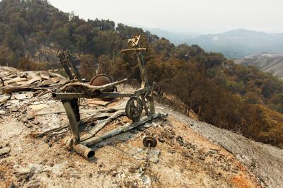 California wildfires sand soberanes fire