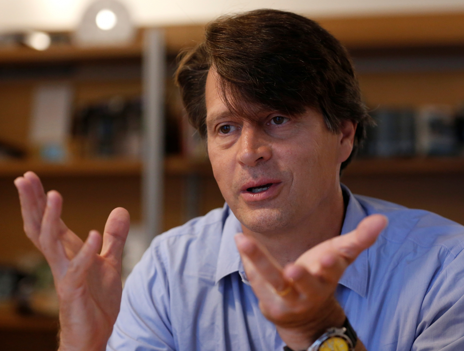 Niantic CEO John Hanke