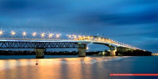 Auckland Harbour Bridge Pathway  Copeland Associates Architects