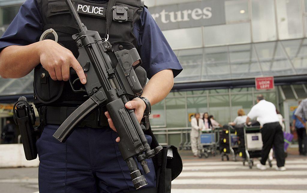 Police Heathrow