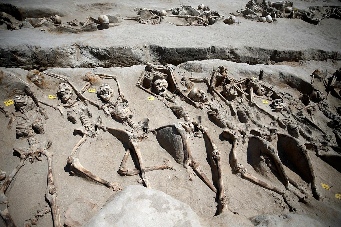 Falyron Delta cemetery