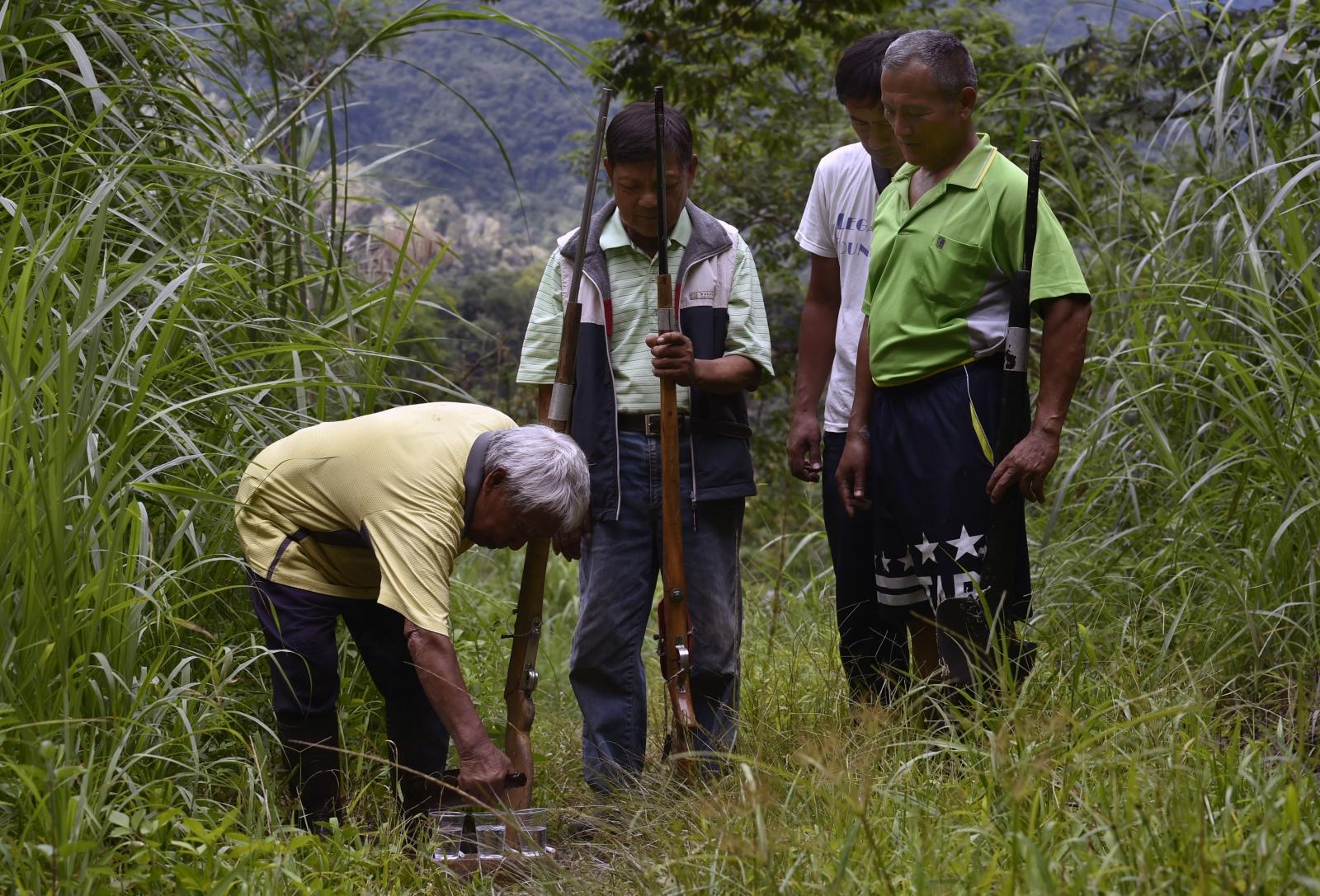 Taiwan indigenous tribe apology