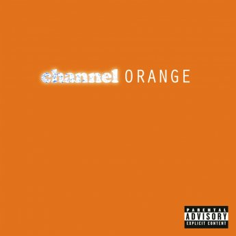 Frank Ocean Channel Orange album
