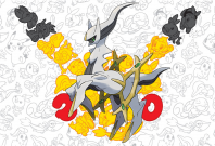 Arceus Pokemon Distribution Event
