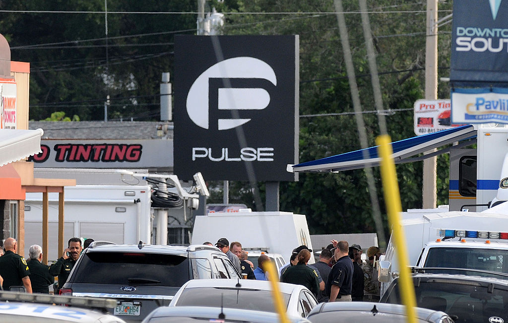 Pulse nightclub, Florida