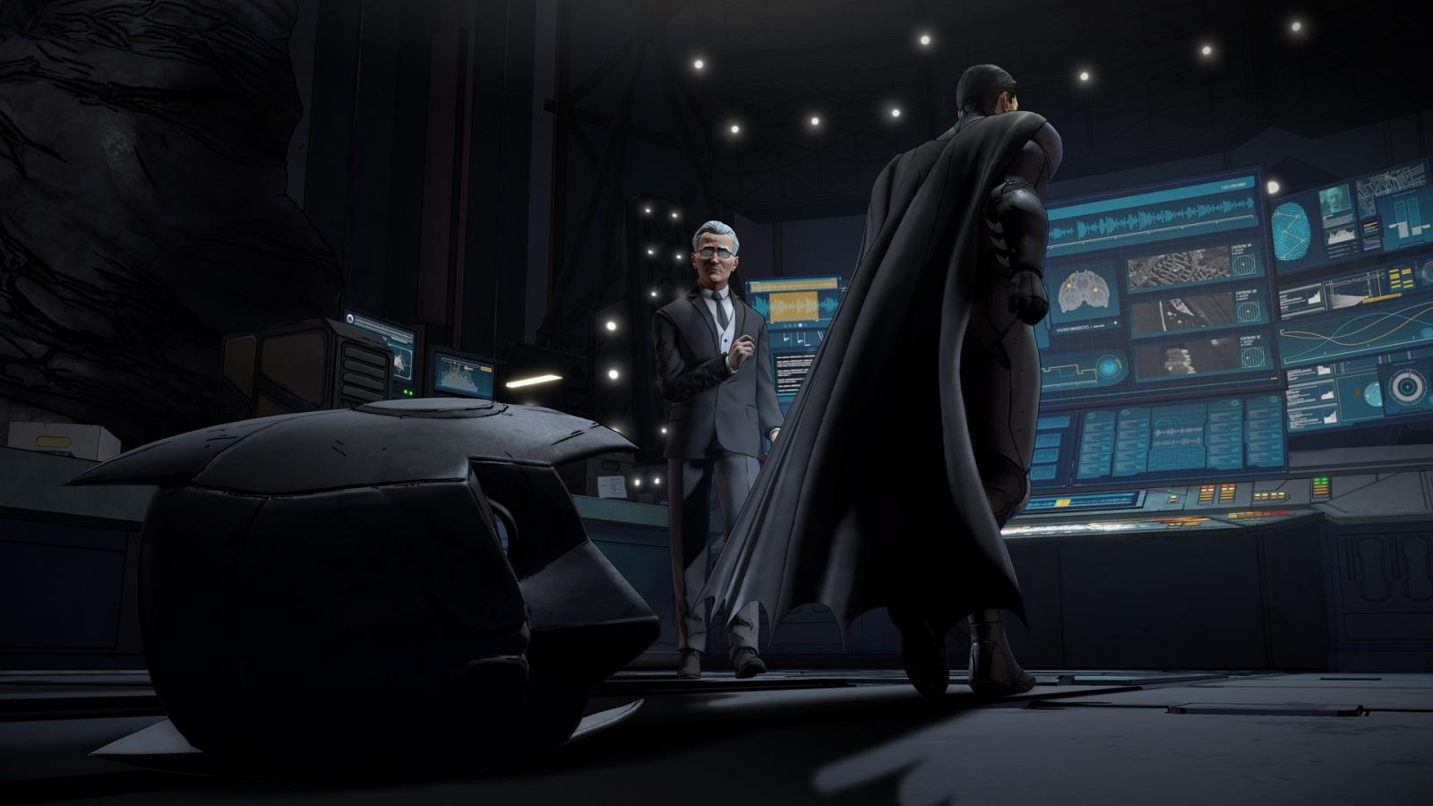 Batman Telltale Series