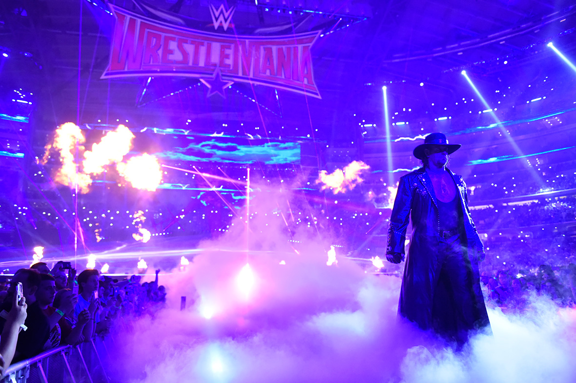 WWE: Undertaker could fight one of these superstars at ...