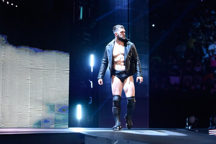 WWE superstar Finn Balor