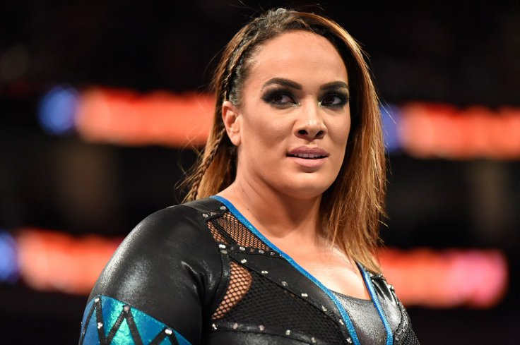 WWE superstar Nia Jax