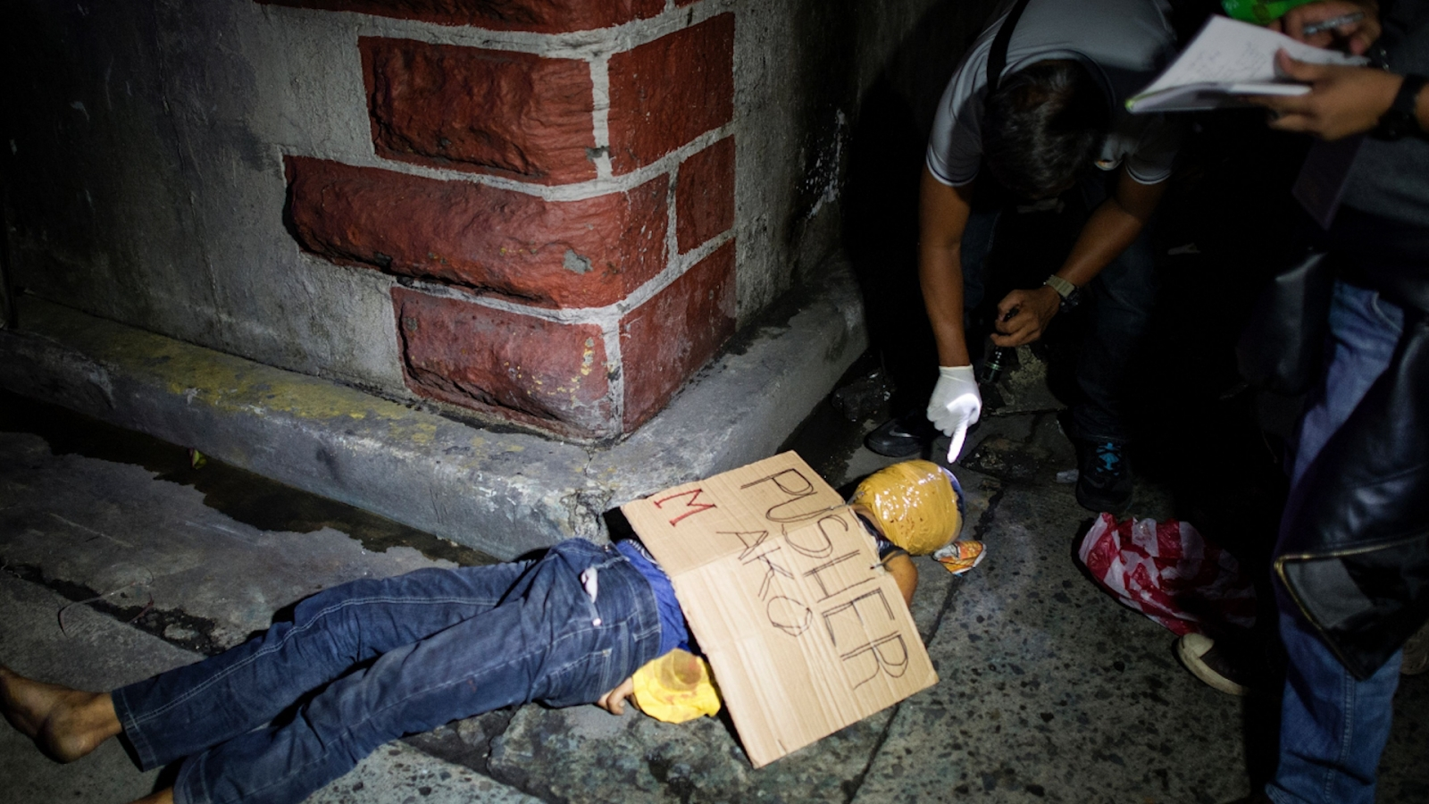 Philippines crackdown on drugs