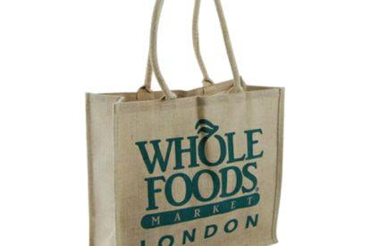 plastic bag use down 85%