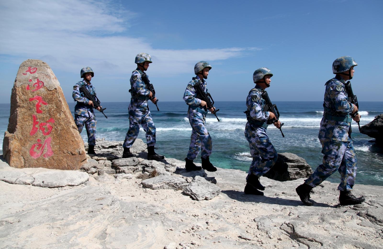 East China Sea tensions