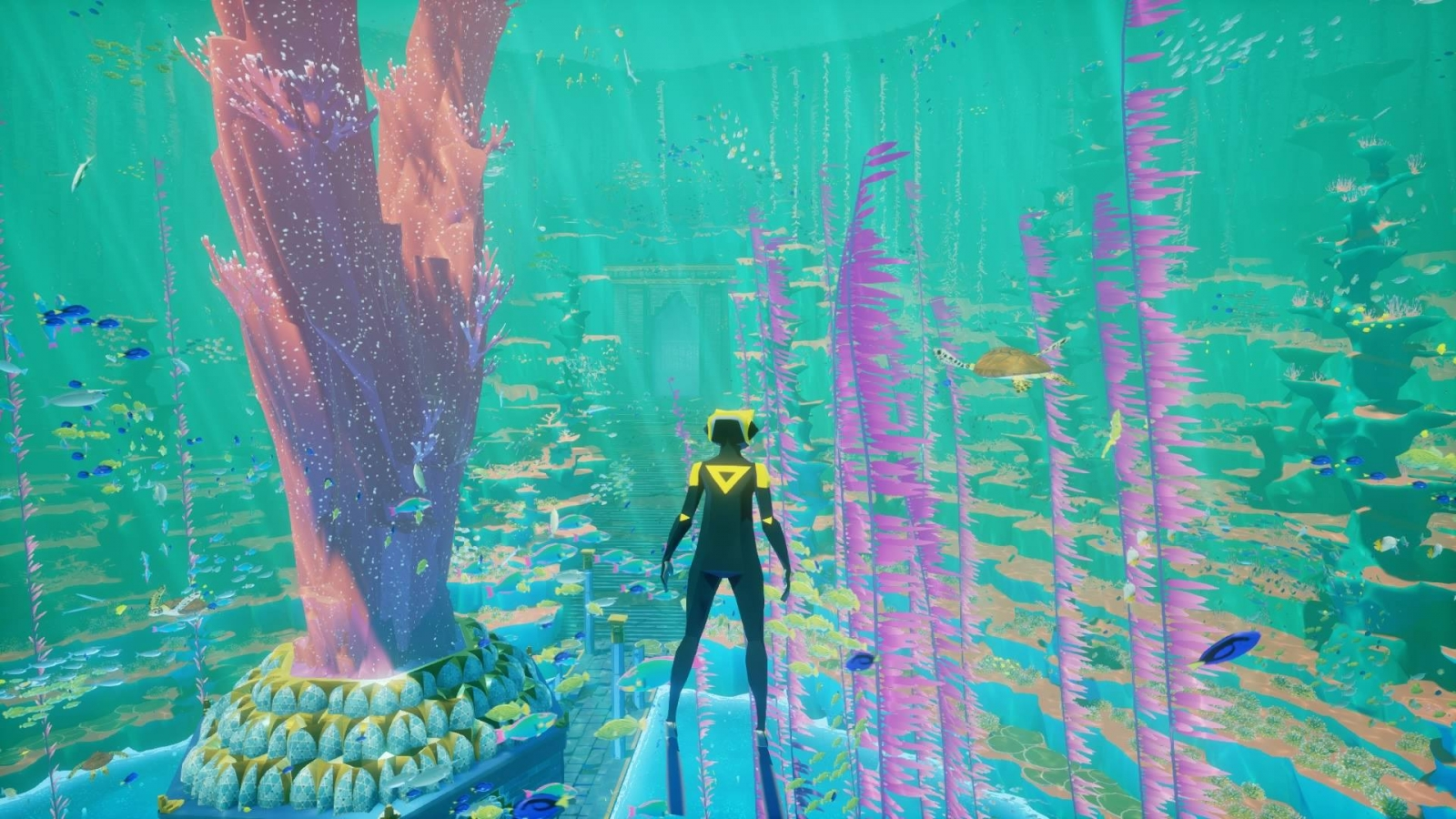 Abzu game screenshot