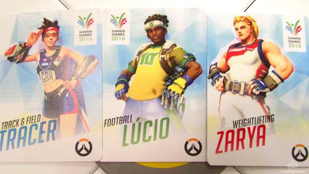 Overwatch Olympics Summer Games