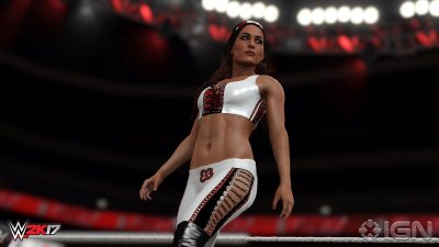 WWE 2K17 Brie Bella