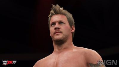 WWE 2K17 Chris Jericho
