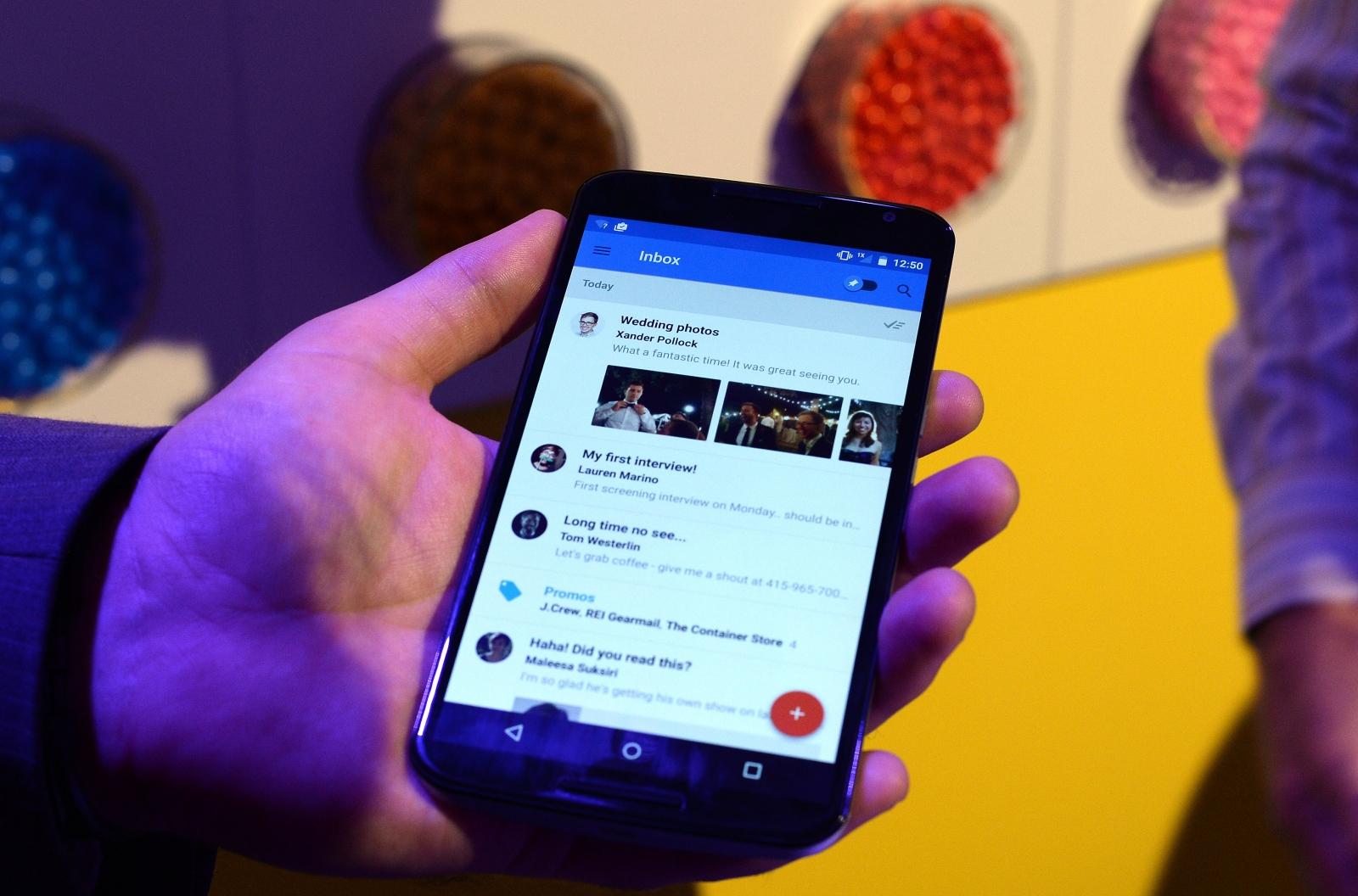 Nexus 2016 phones to pack new launcher