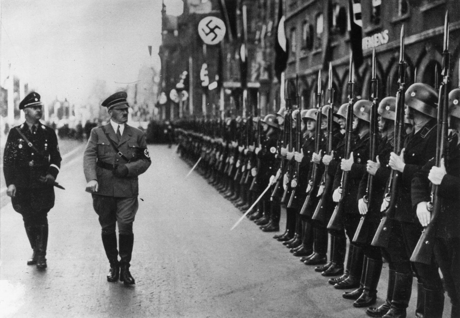 Himmler and Hitler