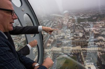 Brighton i360 observation tower