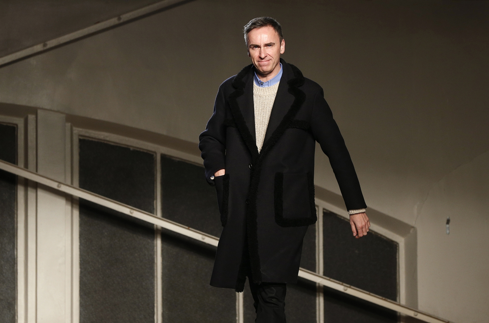 Raf Simons to head up calvin klein