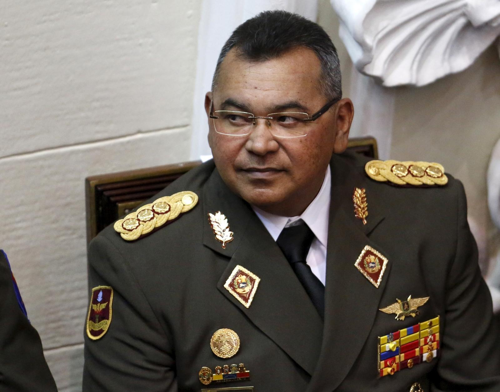 Venezuelan minister Nestor Reverol