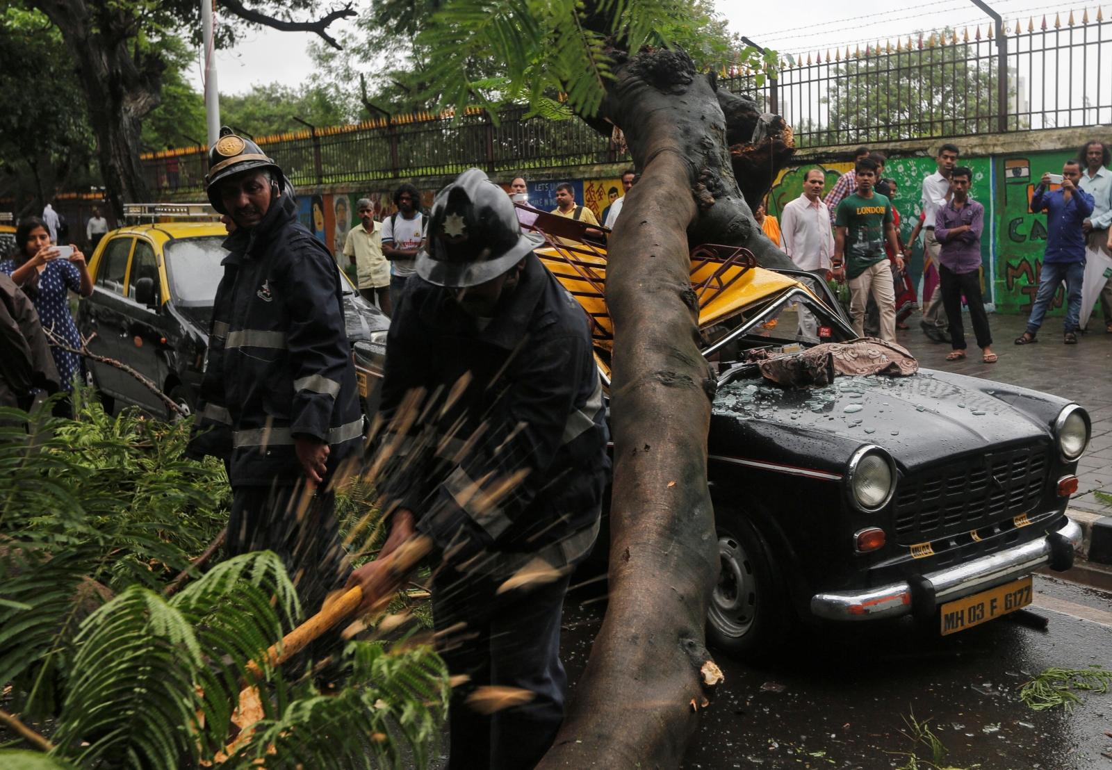 Mumbai Monsoons