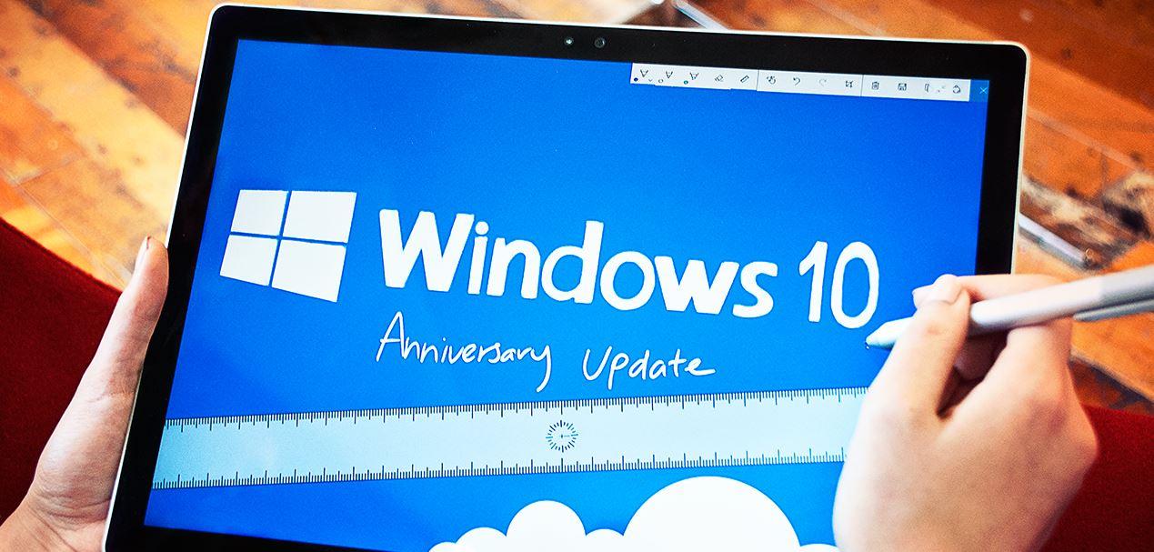 Microsoft releases Windows 10 Anniversary Update