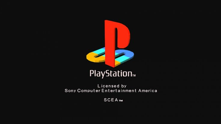PlayStation Original Startup